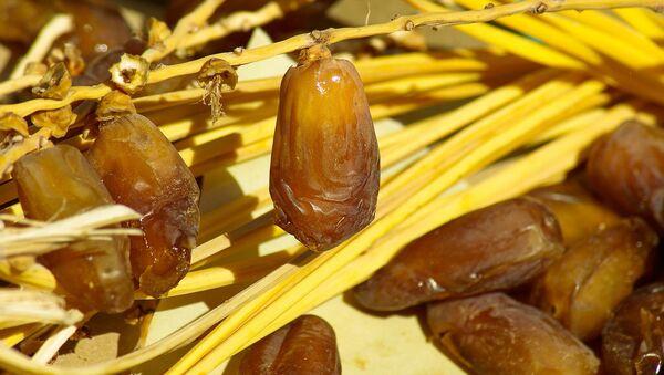 Des dattes algériennes de la qualité Deglet Nour - Sputnik France