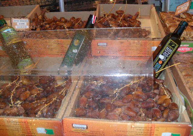 Deglet nour algériennes exportées dans le monde