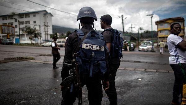 Les forces de défense camerounaises. - Sputnik France
