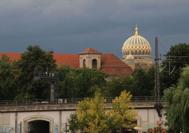 Une mosquée à Berlin