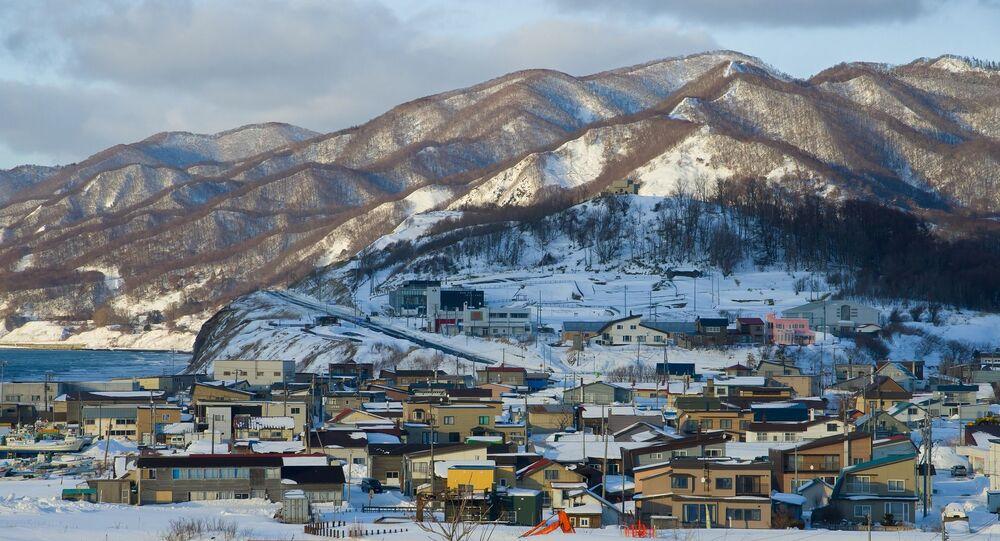 Île d'Hokkaido, Japon
