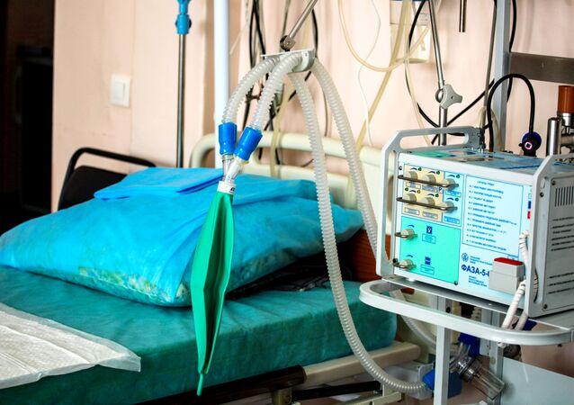 Respirateur artificiel