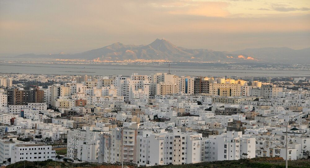 Panoramique de Tunis