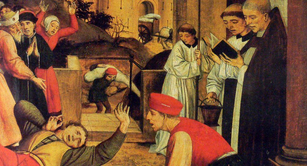 Peste de Justinien