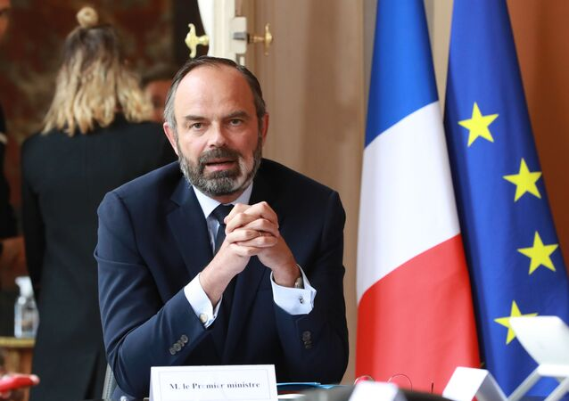 Édouard Philippe (photo d'archive)