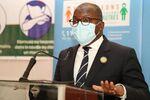 Le ministre ivoirien de l'Équipement et de l'entretien routier Amédé Kofffi Kouakou