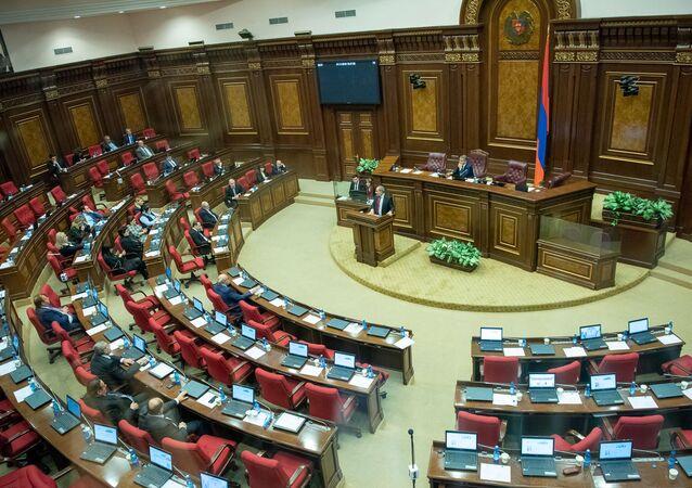 Parlement arménien