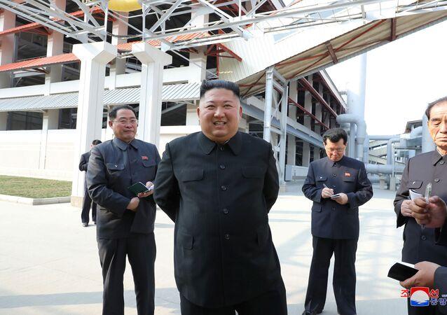 Kim Jong-un (archives)