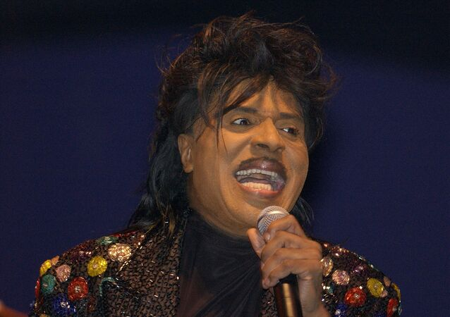 Little Richard en 2001