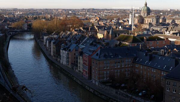 La Sambre à Namur - Sputnik France