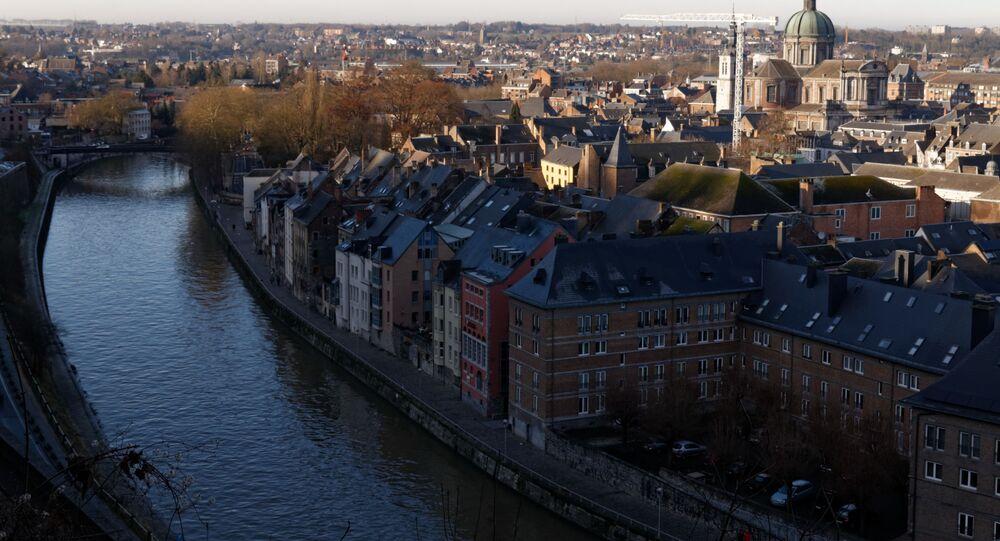 La Sambre à Namur
