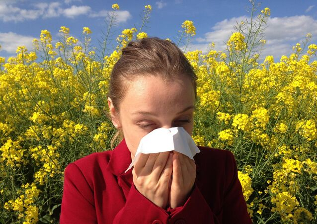 Allergie, image d'illustration
