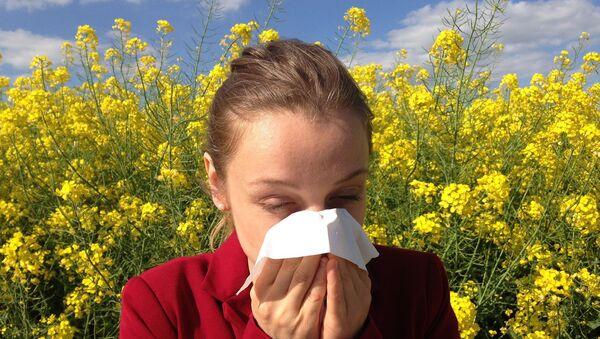 Allergie, image d'illustration - Sputnik France