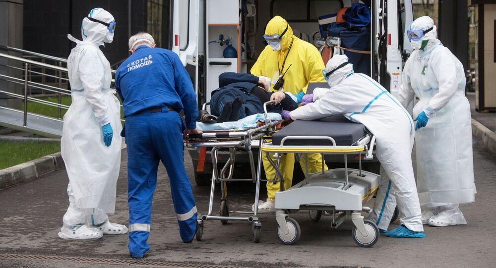 Coronavirus en Russie
