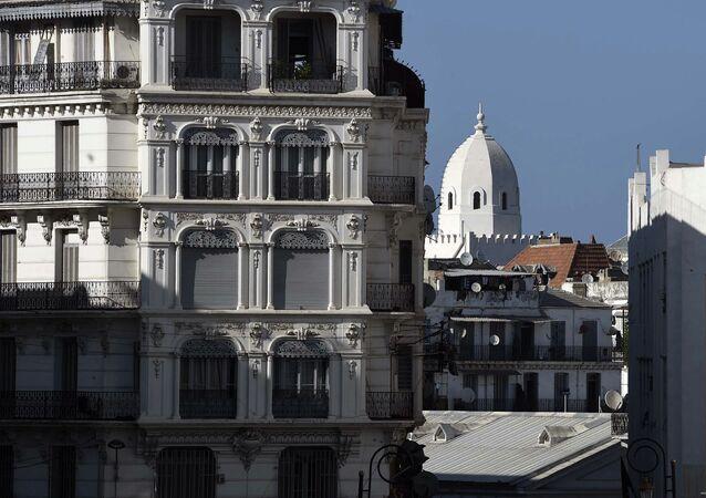 Des logements dans le centre d'Alger