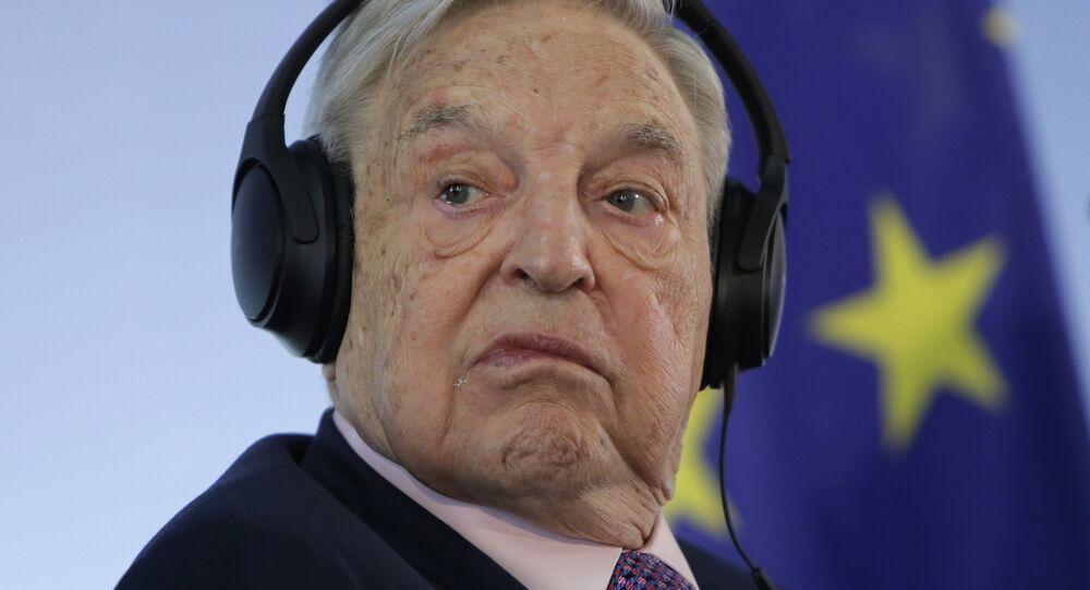 George Soros, archives