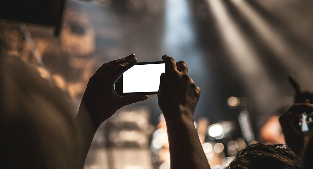 Un smartphone (image d'illustration)