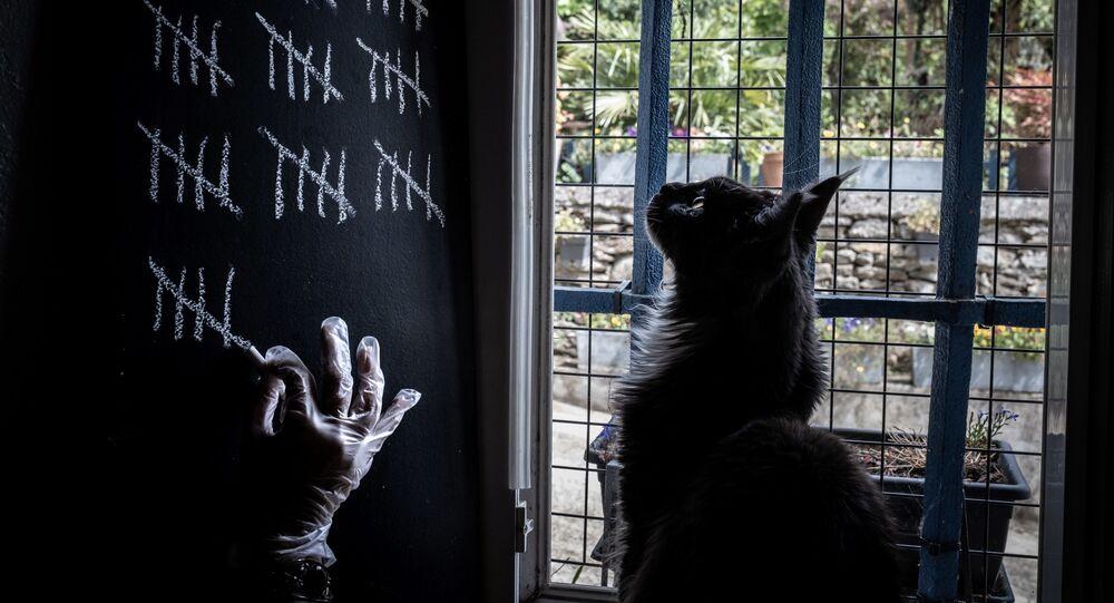 confinement, France (image d'illustration)