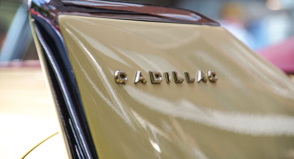 Cadillac (image d'illustration)