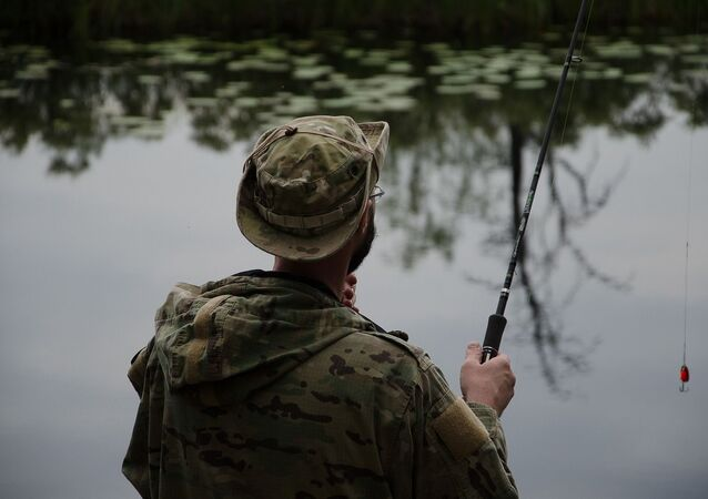 Une pêche (image d'illustration)