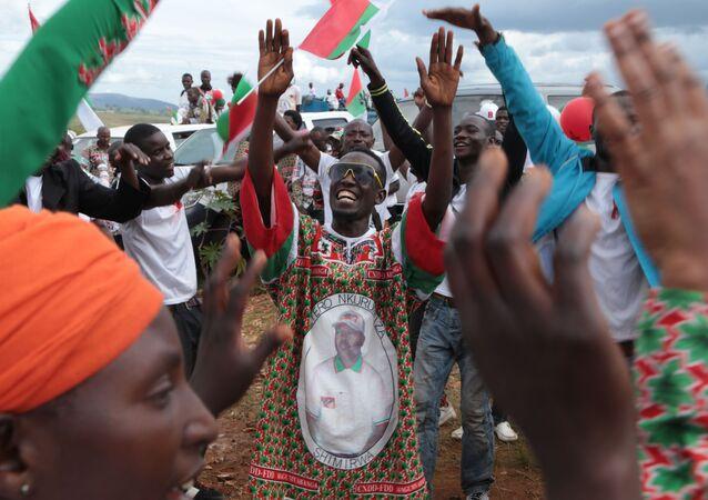 Campagne électorale 2020 au Burundi