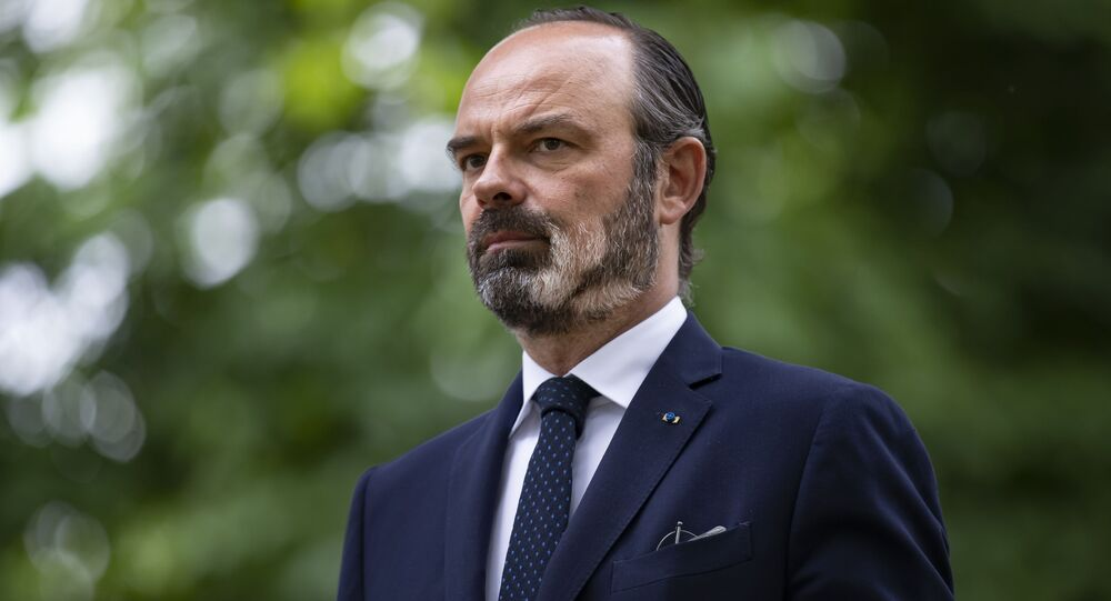 Édouard Philippe (photo d'archives)