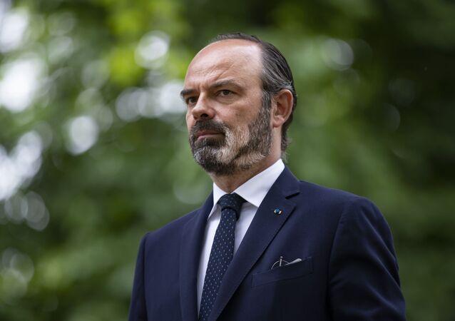 Édouard Philippe (photo d'archives)