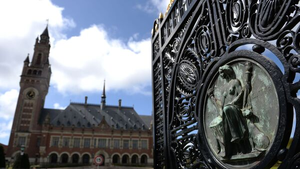 Palais de la Paix à la Haye - Sputnik France