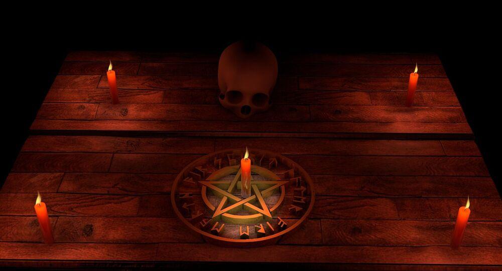 Un rituel (image d'illustration)