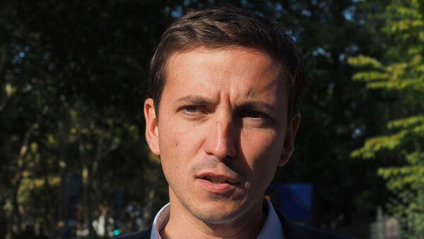 le député Aurélien Taché  - Sputnik France