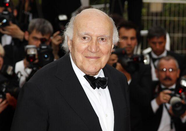 Michel Piccoli lors de la soixante-quatrième édition du Festival de Cannes