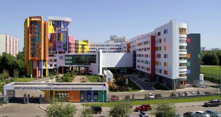 Centre national de recherche en pédiatrie oncologique, hématologique et immunologique de Dimitri Rogatchev