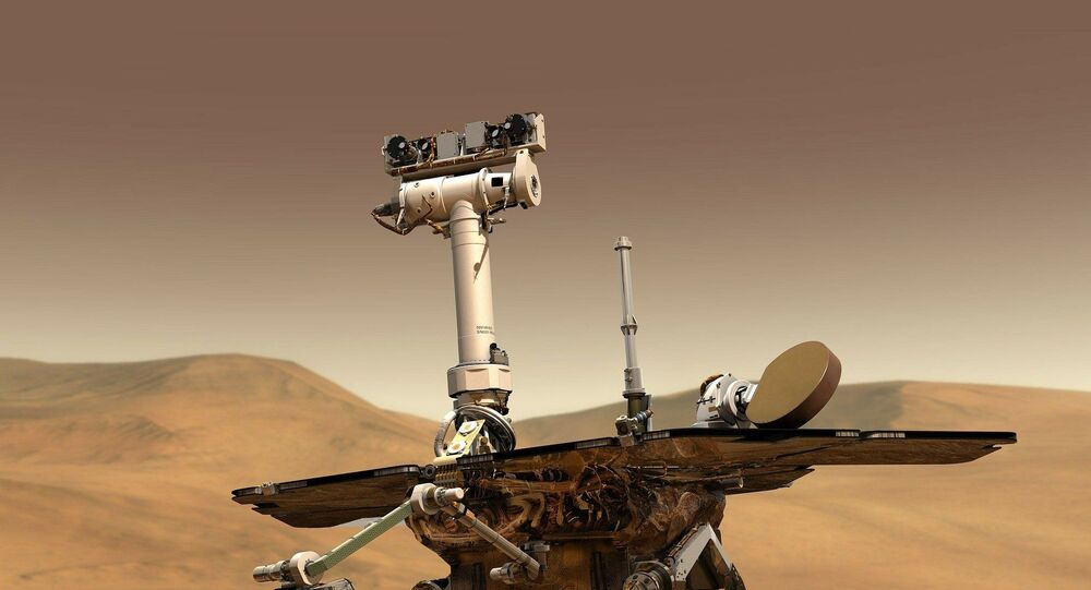 Mars rover (image d'illustration)