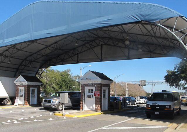 Base aéronavale US à Pensacola