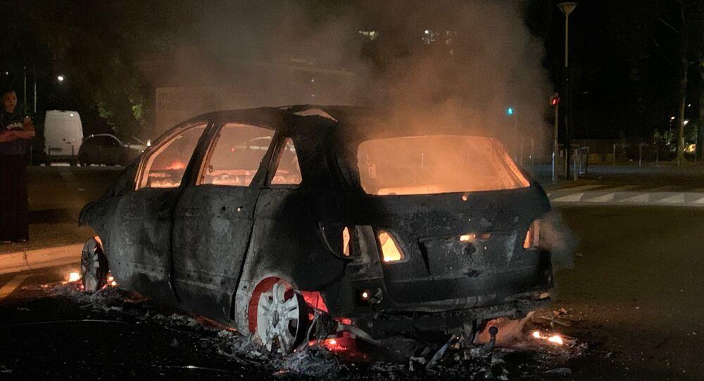 Tensions à Argenteuil après la mort d'un jeune à moto, le 18 mai