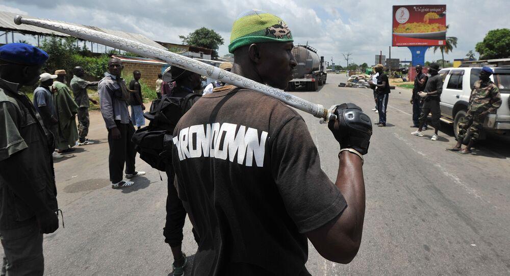 Abobo est la commune d'Abidjan qui jouit de la plus mauvaise réputation, ici lors de la crise postélectorale de 2011.