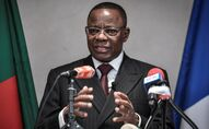 Maurice Kamto, leader de l'opposition camerounaise
