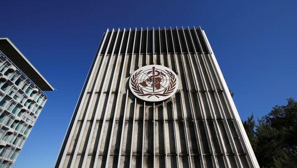 Le siège de l'Organisation mondiale de la santé (OMS)  - Sputnik France