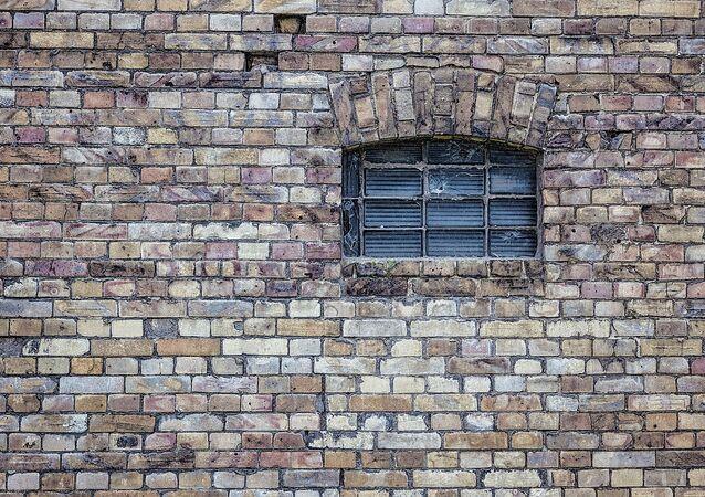 Mur en brique (image d'illustration)