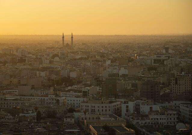 Tripoli, Libye