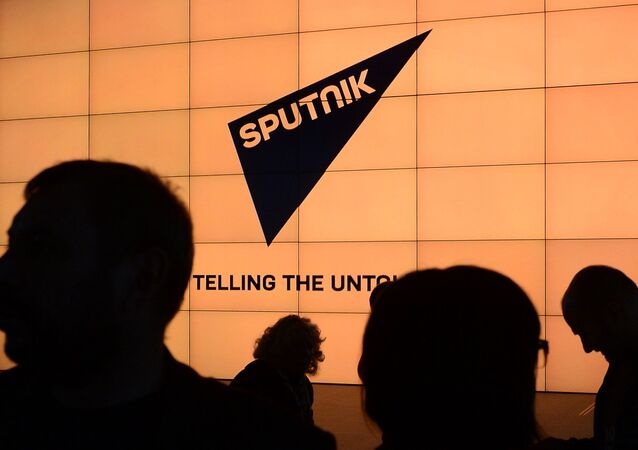 Le logo de Sputnik