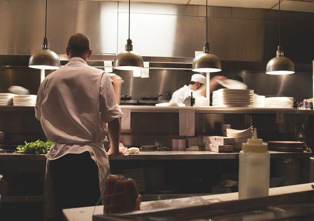 Une cuisine (image d'illustration)