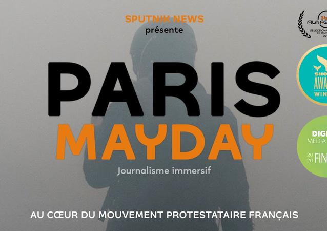 Paris Mayday - Digiday Media Awards Finalist
