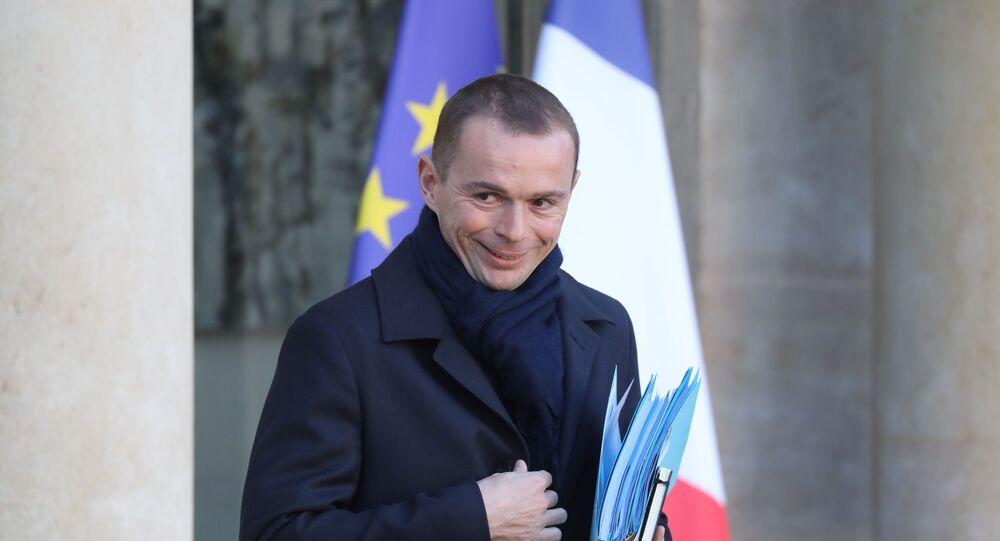 Olivier Dussopt, archives