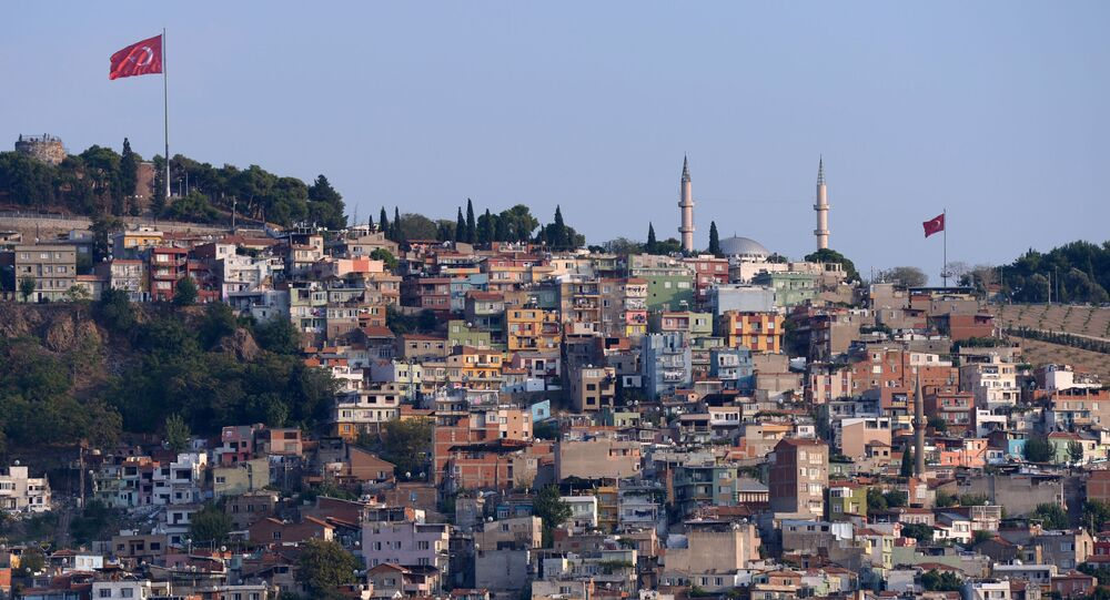 Ville d'Izmir