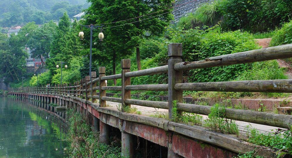 Province de Hunan, Chine