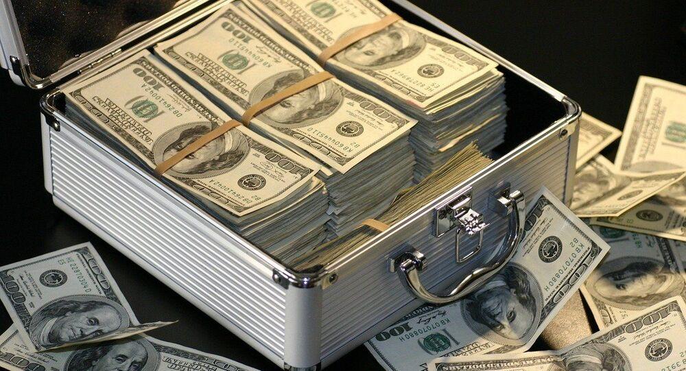 Dollars (image d'illustration)