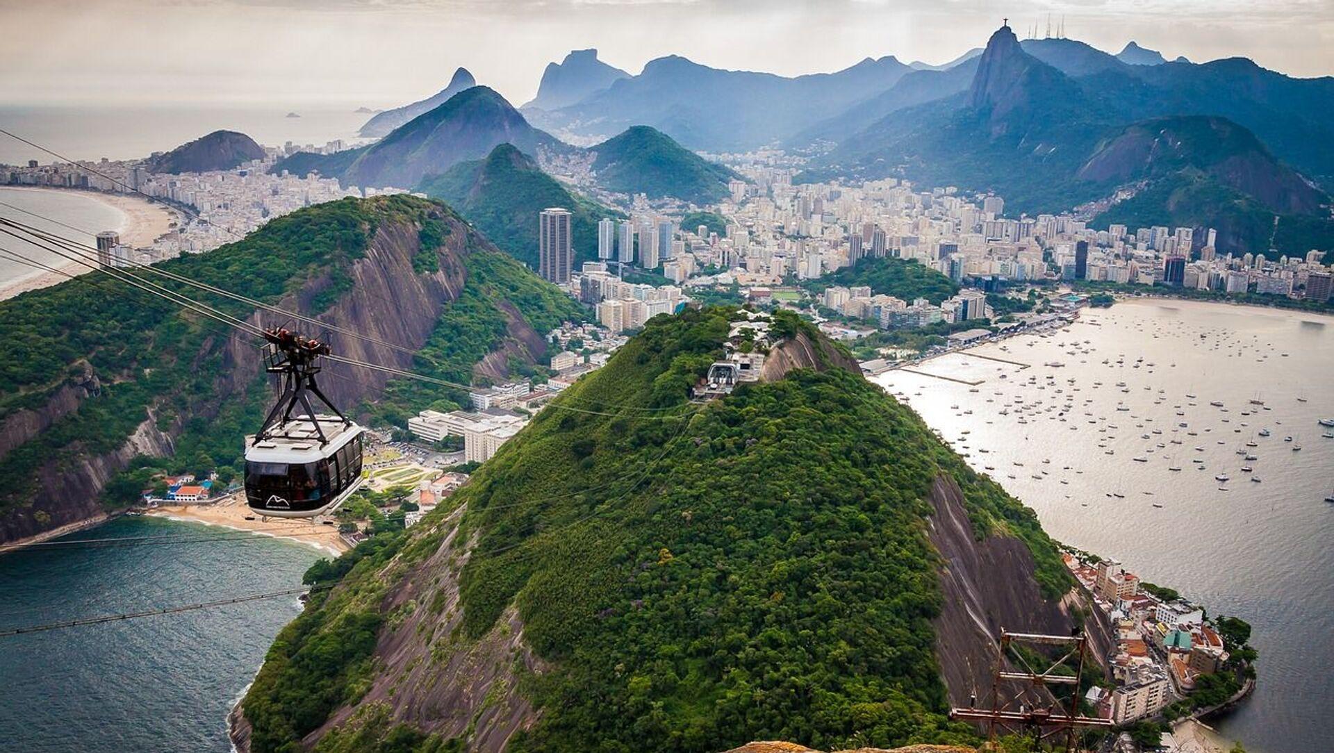 Brésil  - Sputnik France, 1920, 30.07.2021