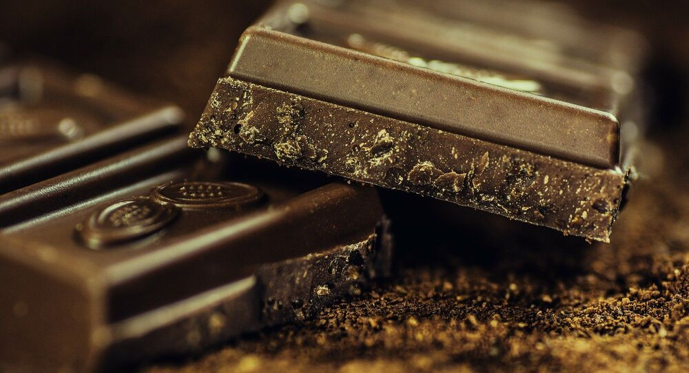 Du chocolat (image d'illustration)