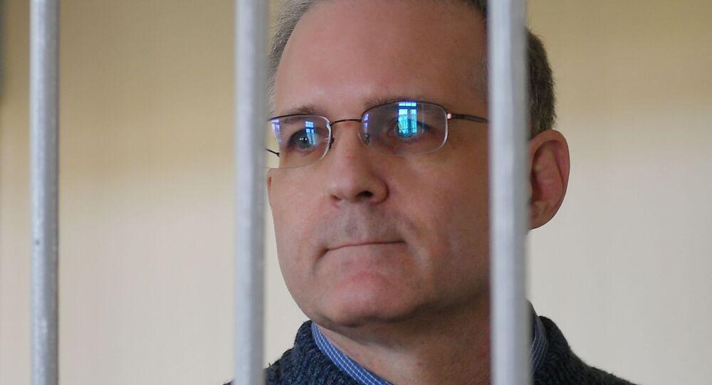 Paul Whelan accusé d'espionnage en Russie